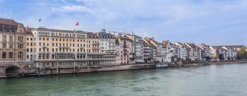 Hotels in der Region Aargau / Basel