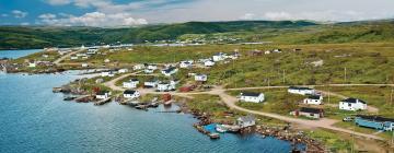Hotéis em: Newfoundland and Labrador