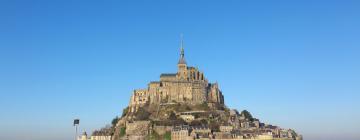 Hôtels dans cette région: Baie du mont Saint-Michel