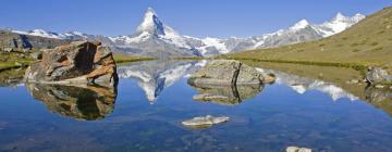 Hotels in Canton of Valais