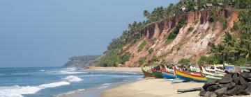 Hoteles en Goa