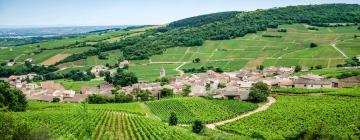 Hotels in Burgundy