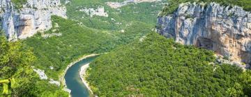 Отели в регионе Ardèche