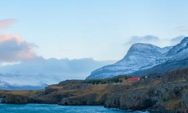 Farm Stays in East Iceland