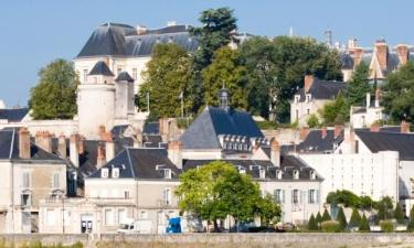 Hôtels dans cette région: Vallée de la Loire