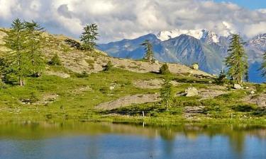 Valle d'Aosta: chalet