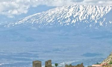 Chalets i Etna