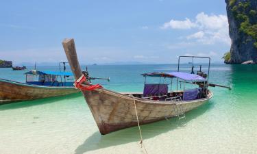 Hotels in Phi Phi Islands