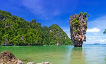 Hotels in Phang Nga Province