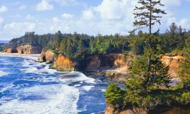 Hotels in Oregon Coast