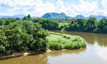 Hotels in River Kwai