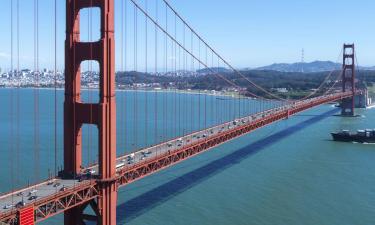 Hoteluri în San Francisco Bay Area