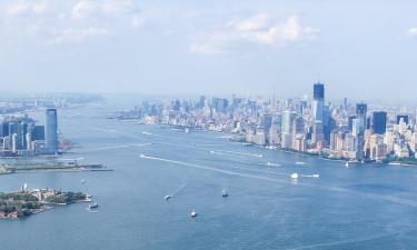 Hotels in New York Metropolitan area