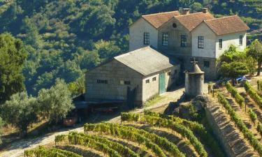 Farm stays in Douro