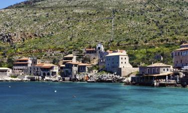 Hotels in Peloponnese