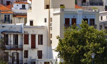 Villas in Skopelos