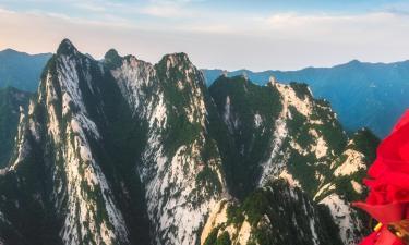 Отели в регионе Шэньси