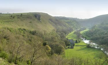 Romantic Hotels in Derbyshire