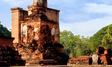Hotels in Sukhothai Province