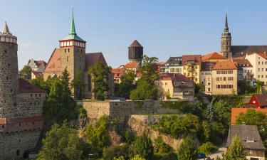 Отели в регионе Upper Lusatia