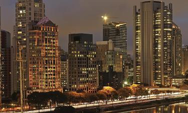 Hotéis em: Estado de São Paulo