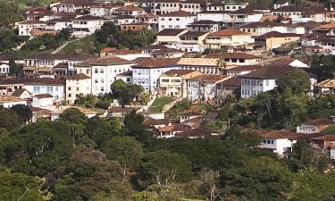 Hotels in Minas Gerais