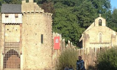 Apartments in Puy du Fou