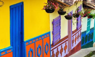 Hotels in Antioquia