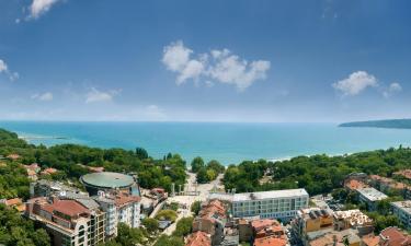 Hotels in Varna Province