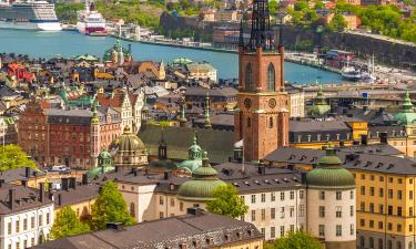 Hotels in Stockholm county