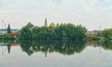 Отели в регионе Челябинская область