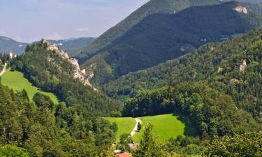 Hotels in Semmering-Rax-Schneeberg