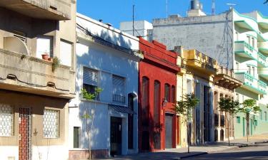 Hotéis em: Montevidéu