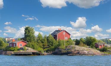 Отели в регионе Большой Хельсинки
