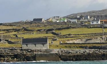 B&Bs on Inishmore