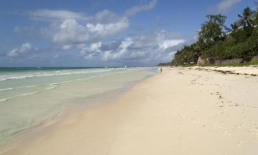 Hotels in Mombasa South Coast