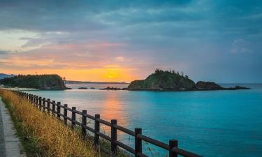 Villas in Okinawa Island - North
