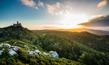 Hotels in Sintra-Cascais Natural Park