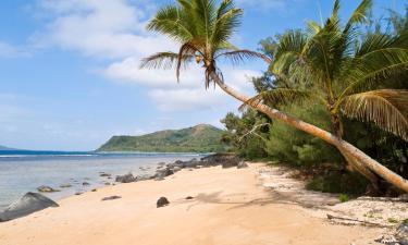 Beach Hotels on Efate