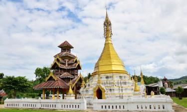 Hotels in Mae Hong Son Province