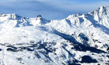 Séjours au ski dans cette région: Paradiski