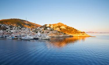 Отели в регионе Острова Саронического залива - Аттика