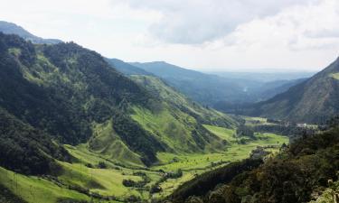 Отели в регионе Quindio