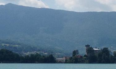 Hôtels spa dans cette région: Lac d'Annecy