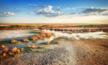 Отели в регионе Астраханская область