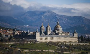 Hoteles en Comunidad de Madrid