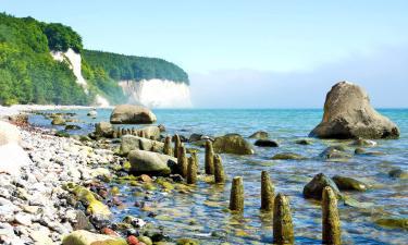 Ferienwohnungen in der Region Nordseeküste