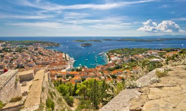 Hotels in Split-Dalmatia County