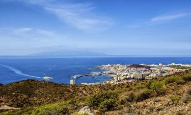 Apartamentos en Tenerife Sur