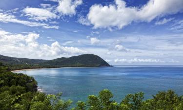 Hôtels près de la Plage dans cette région: Basse-Terre